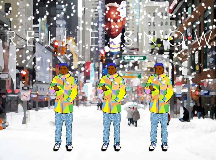 REJJIE SNOW - HARLEM