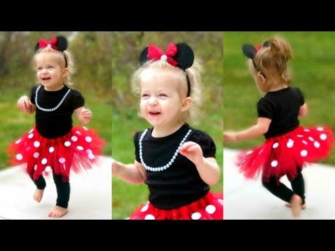 How to Make a Tutu Dress, Skirt Tutorial EASY! No Sew! - YouTube