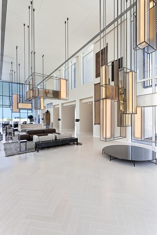 53 Modern Scandinavian Interior Design Ideas That You Should Know Godiygo Com Lobby Design Hotel Lobby Design Lobby Interior Design