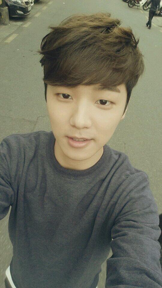 CN Blue ☞ Kang MinHyuk