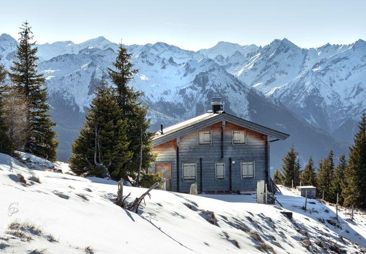 Popular on 500px : WinterWonderLand by carinapetrasek