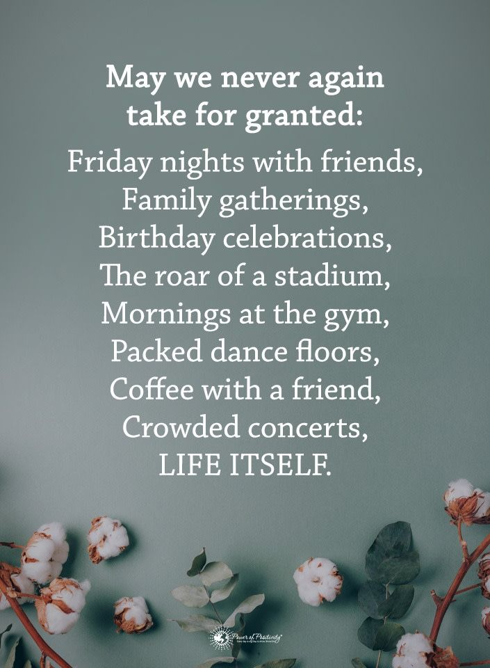 Never Take Life For Granted Quotes : never, granted, quotes, Never, Again, Granted..., ITSELF!, #ALCKids, #RaisingOurFuture, Taken, Granted,, Power, Positivity,, Normal, Quotes