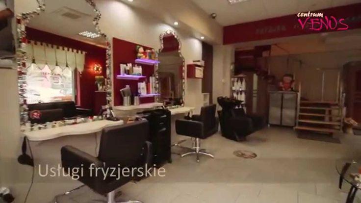 Centrum Venus: kosmetyka, fryzjerstwo, masaże, grota solna