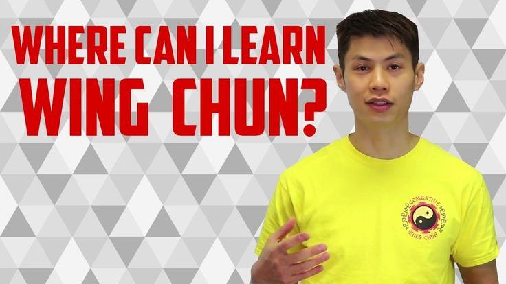Where Can I Learn Wing Chun? Wing Chun Training Programs