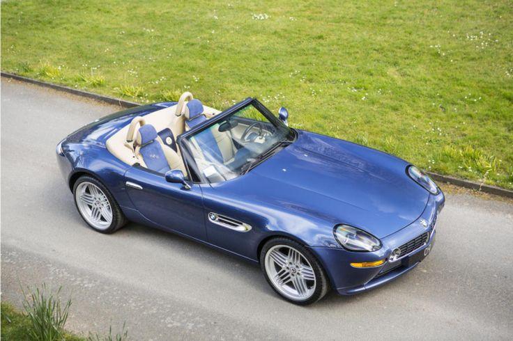 bmw z8 | 2003 bmw z8 alpina v8 roadster sold at auction for $ 329000 bmw z8 ...