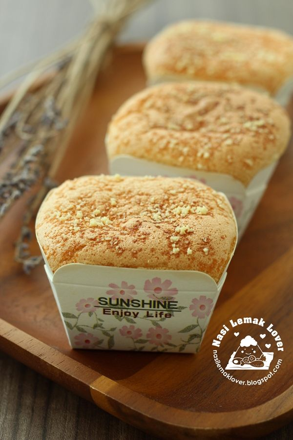 I couldn't recall when was my last bake of Hokkaido cupcakes. It was so popular few years ago. Recently another cake from Taiwan so call...