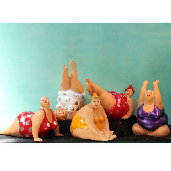 BGYTerracotta Yoga Class love them x