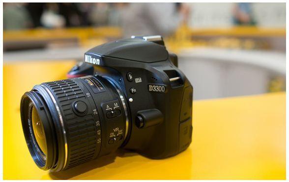 NIKON D3300 Kit VR