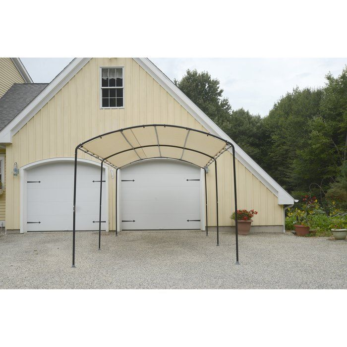 Monarc 9 Ft X 16 Ft Canopy Facade House Canopy Backyard