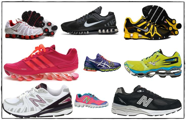 Padded heeled running shoes cause perceptual illusion whereby perceived impact is lower than actual impact resulting in injury http://runforefoot.com/thick-heeled-running-shoes-impair-running-form-causing-lower-leg-injury/