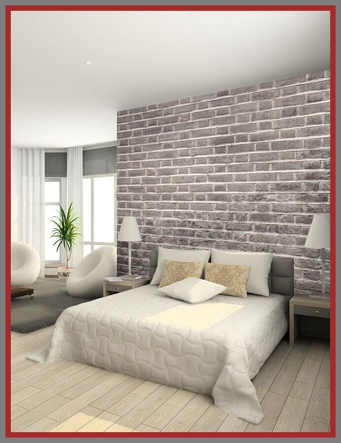 82 Reference Of Brickwork Wallpaper Bedroom Brick Wallpaper Bedroom Brick Wall Bedroom Wallpaper Design For Bedroom