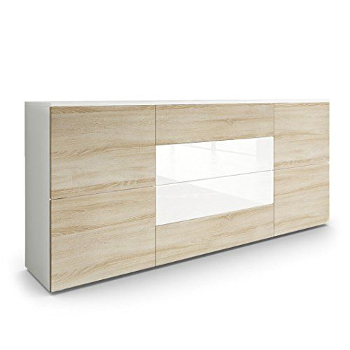 43 Best Sideboard Eiche Images On Pinterest Bari Buffet And Murals