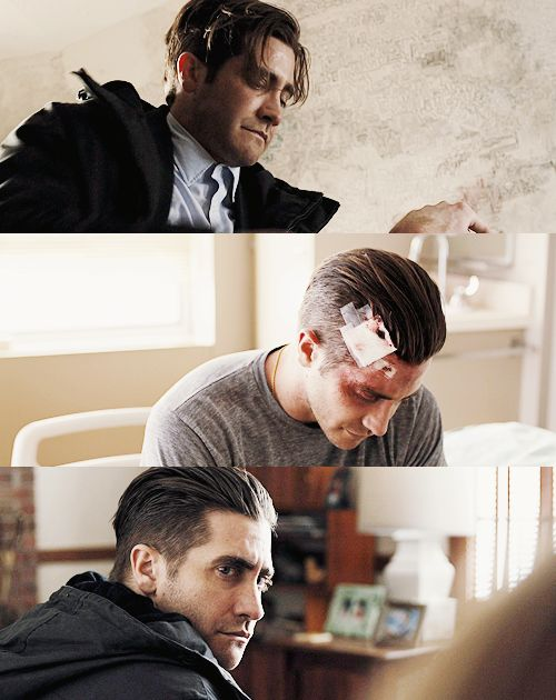 Jake Gyllenhaal - Detective Loki   Prisoners (2013)