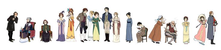 Pride and Prejudice by AL-lamp.deviantart.com on @DeviantArt