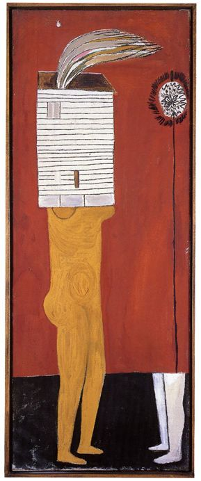 Louise Bourgeois, Femme Maison, 1946-47