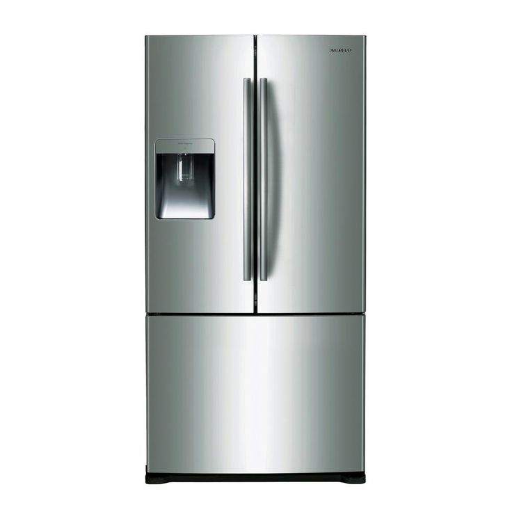 Samsung 528 Litre French Door Fridge Freezer Stainless Steel $1899.00 from Noel Leeming