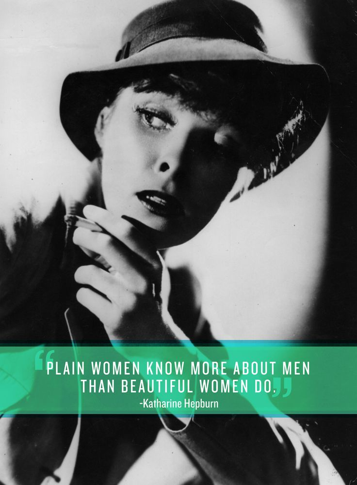 15 Katharine Hepburn Quotes Every Woman Should LiveBy
