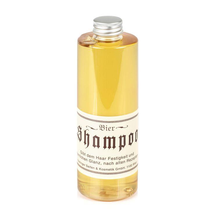 Haslinger Bier Shampoo