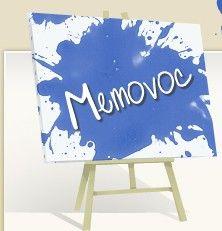 Apprendre l'anglais facilement - Exercices en ligne gratuits et progressifs. Memovoc : http://www.memovoc.com/index.html
