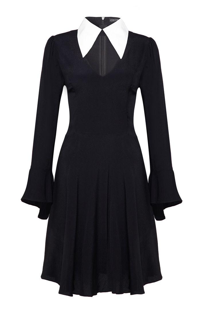 Wednesday Addam's dress