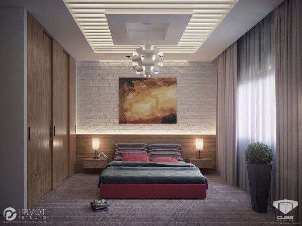 Architecture Design For Bedroom