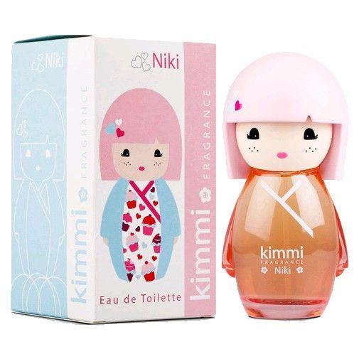 Kimmi Fragrance Niki by Koto Parfums, 1.7 oz Eau De Toilette Spray for Girls