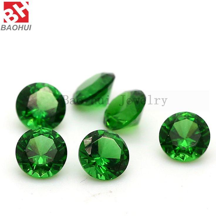 Frete grátis 6 MM brilho Handmade strass BHC0059 Birthstones encantos flutuantes para medalhões de vidro(China (Mainland))