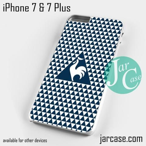 Le Coq Sportif Geometric 3 Phone case for iPhone 7 and 7 Plus