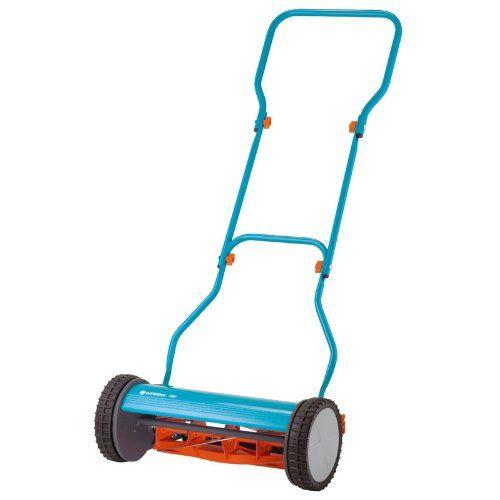 Gardena 4023 15-Inch Silent Push Reel Lawn Mower 380, 2015 Amazon Top Rated Walk-Behind Lawn Mowers #Lawn&Patio