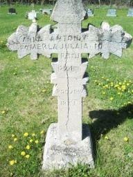 Anna Antoniw - Peel Family Website - MyHeritage