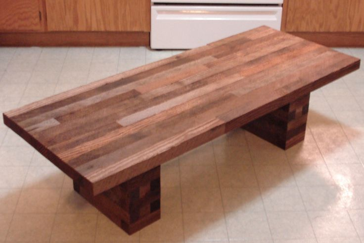 Barn wood coffee table made from a 100 year old oregon for Reclaimed wood oregon
