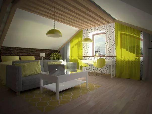 интерьер спальни в мансарде фото: 18 тыс изображений найдено в Яндекс.Картинках