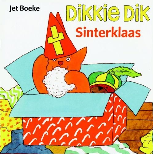 Jet Boeke - Dikkie Dik Sinterklaas