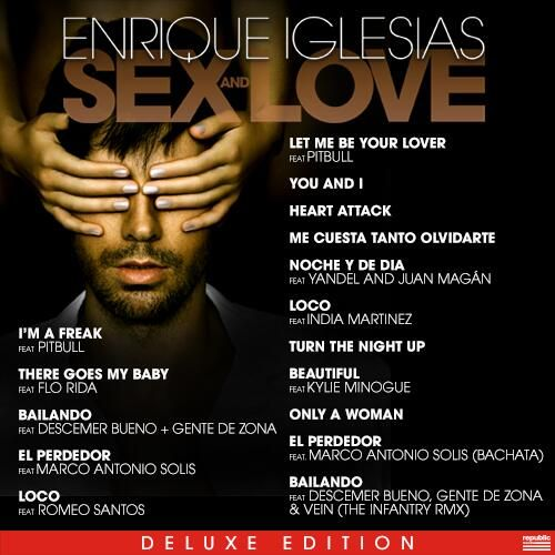 enrique iglesias sex and love music in Eydzhaks