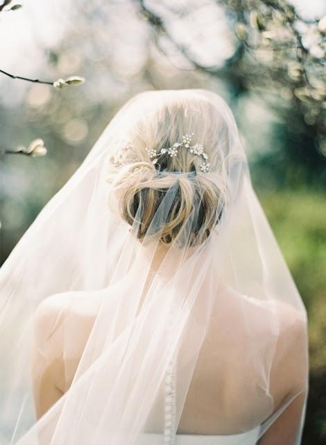 The Bottom of the Ironing Basket: Wedding : Veils