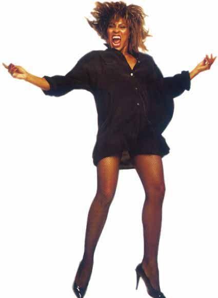 Tina Turner #CelebrateSparkle