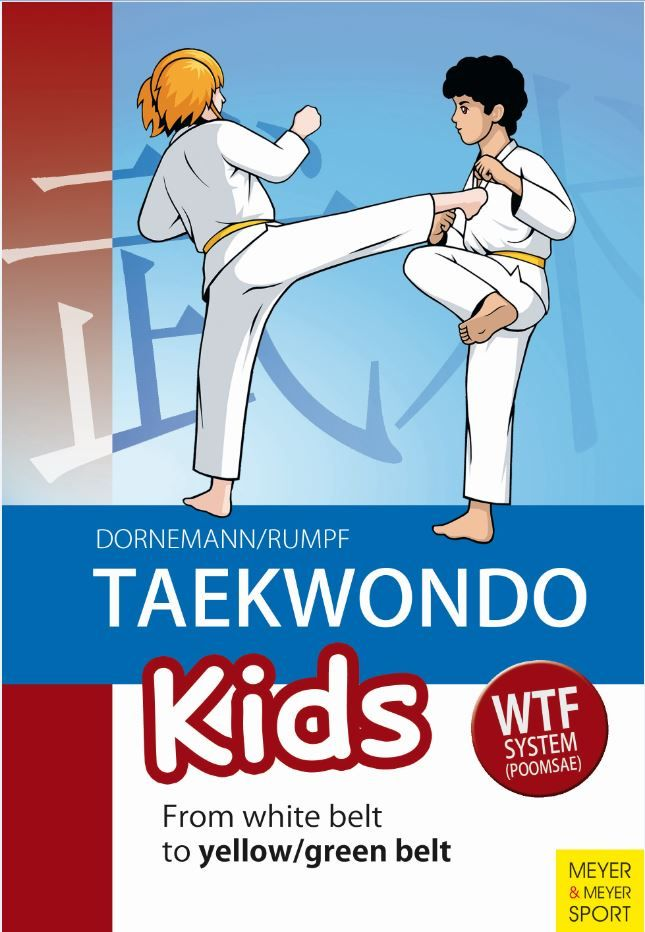 A practical guide to Taekwondo for kids & youths.