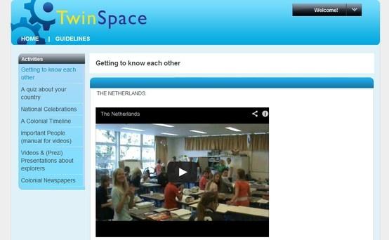 Project example, The New World: http://new-twinspace.etwinning.net/c/portal/layout?p_l_id=18478996 #etwinning2014 #etwiining_es