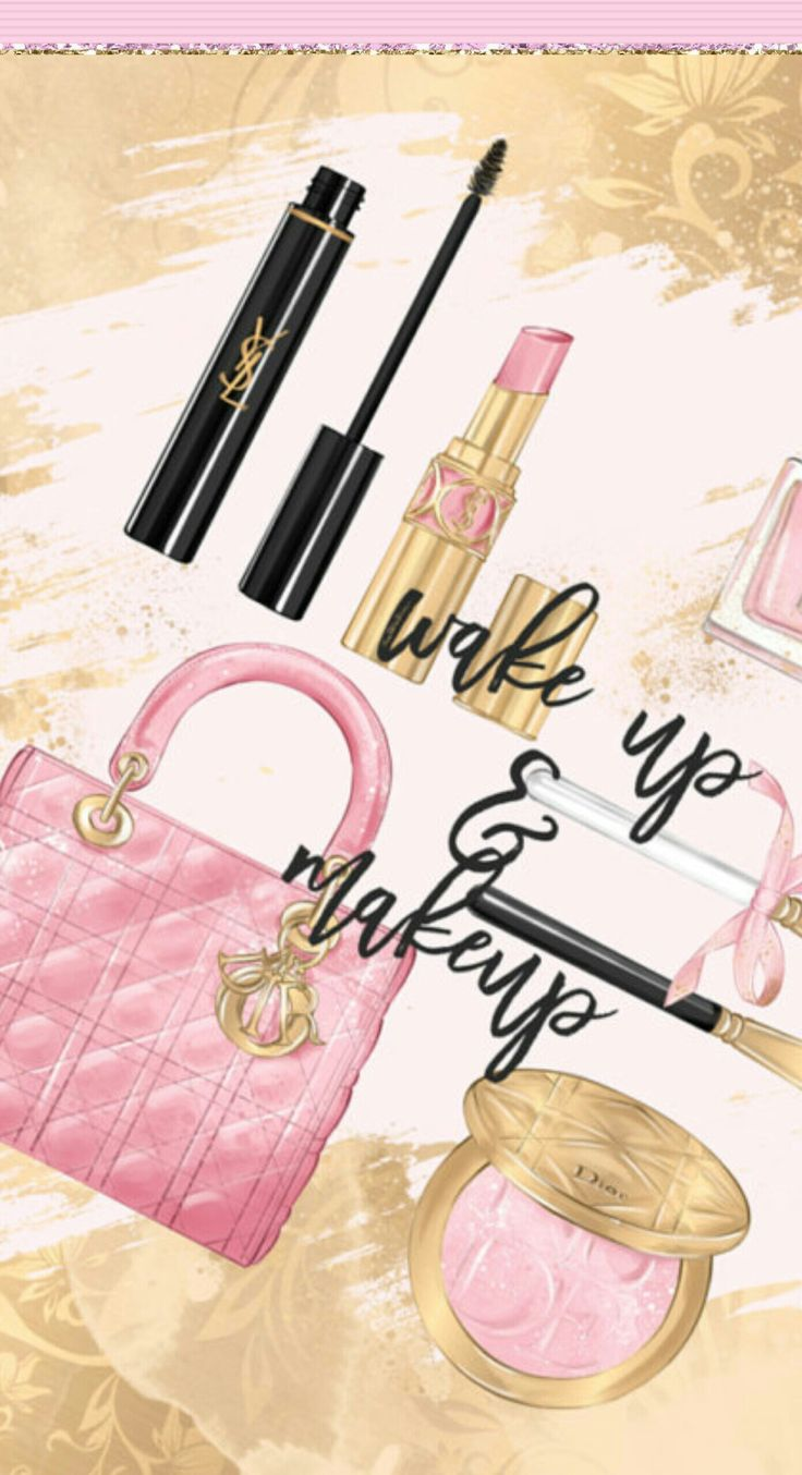 85 best images about Makeup Wallpaper on Pinterest  Brushes, iPhone wallpapers and Lipsticks
