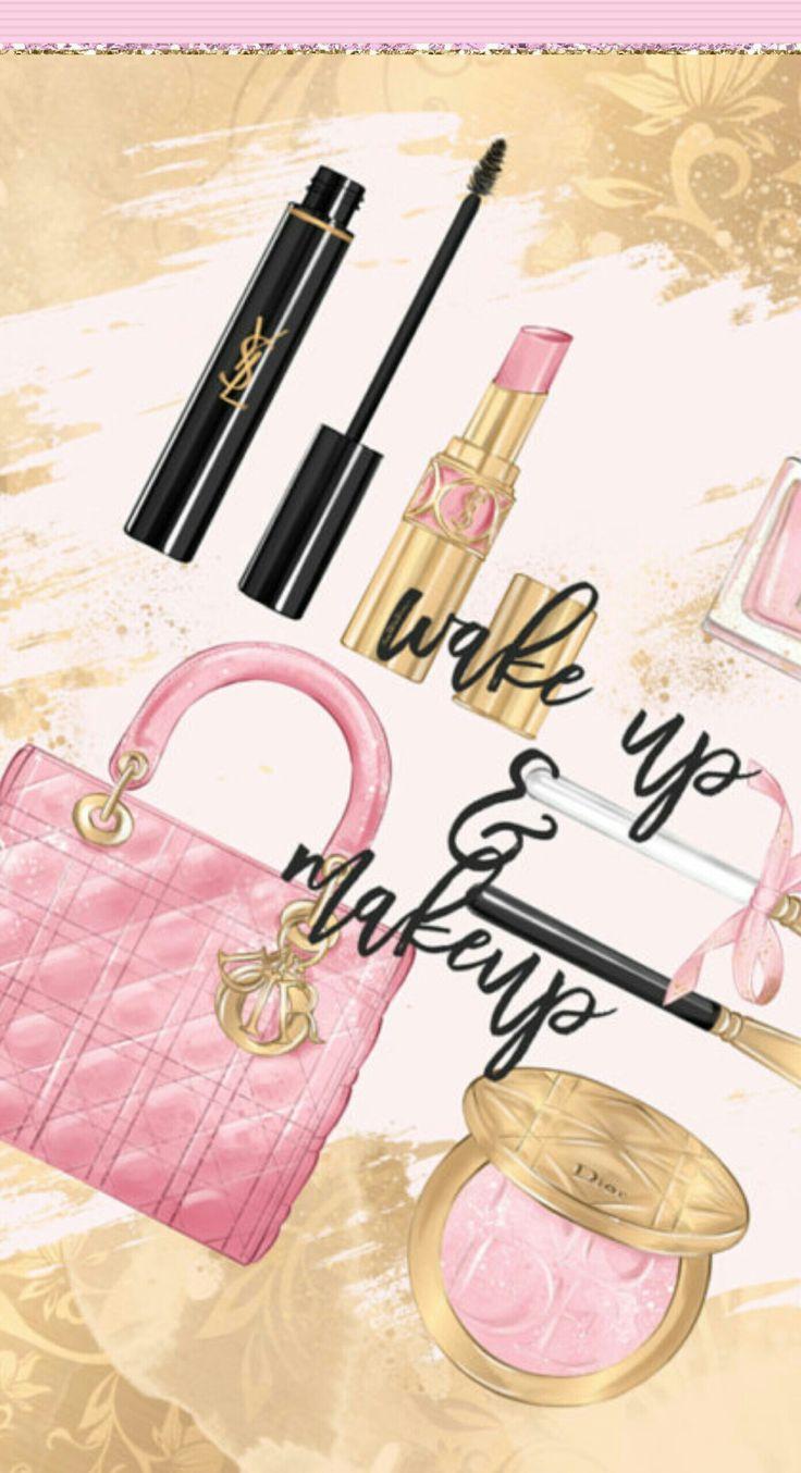 Makeup Wallpaper: 85 Best Images About Makeup Wallpaper On Pinterest