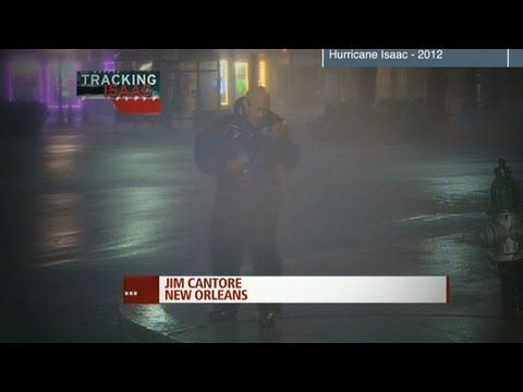 ▶ Jim Cantore's Top Three Hurricanes - YouTube