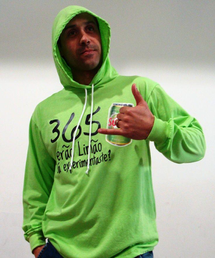Camisola Sumol  #Store #Whatstore #tshirts #brindes #merchandising #textil #promocional #publicidade #marketing #sumol #trabalhos #brindespromocionais #merchandising