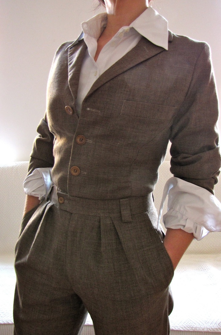 Of Dreams and Seams: How-To: Make the Bodice for the suit-refashion Overall