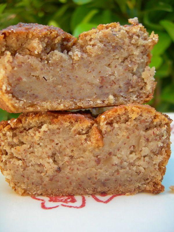 comment transformer du vieux pain rassis en un gâteau extra moelleux aux amandes