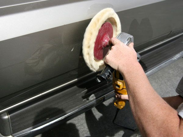 Get in the habit of giving your car a regular wax or polish and you'll thank yourself later.