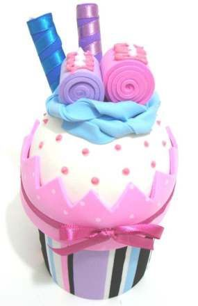 goma eva cupcake