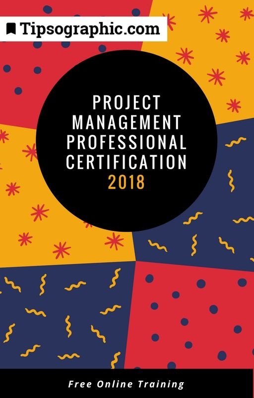 Project Management Professional Certification 2018 Study Guide