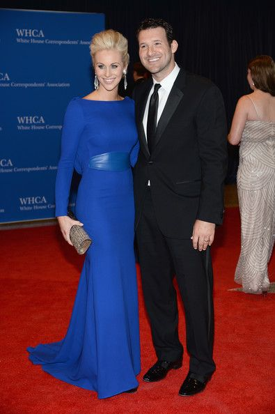 Tony Romo Photos Photos - Candice Crawford and Tony Romo attend the 100th Annual White House Correspondents' Association Dinner at the Washington Hilton on May 3, 2014 in Washington, DC. - 100th Annual White House Correspondents' Association Dinner - Arrivals