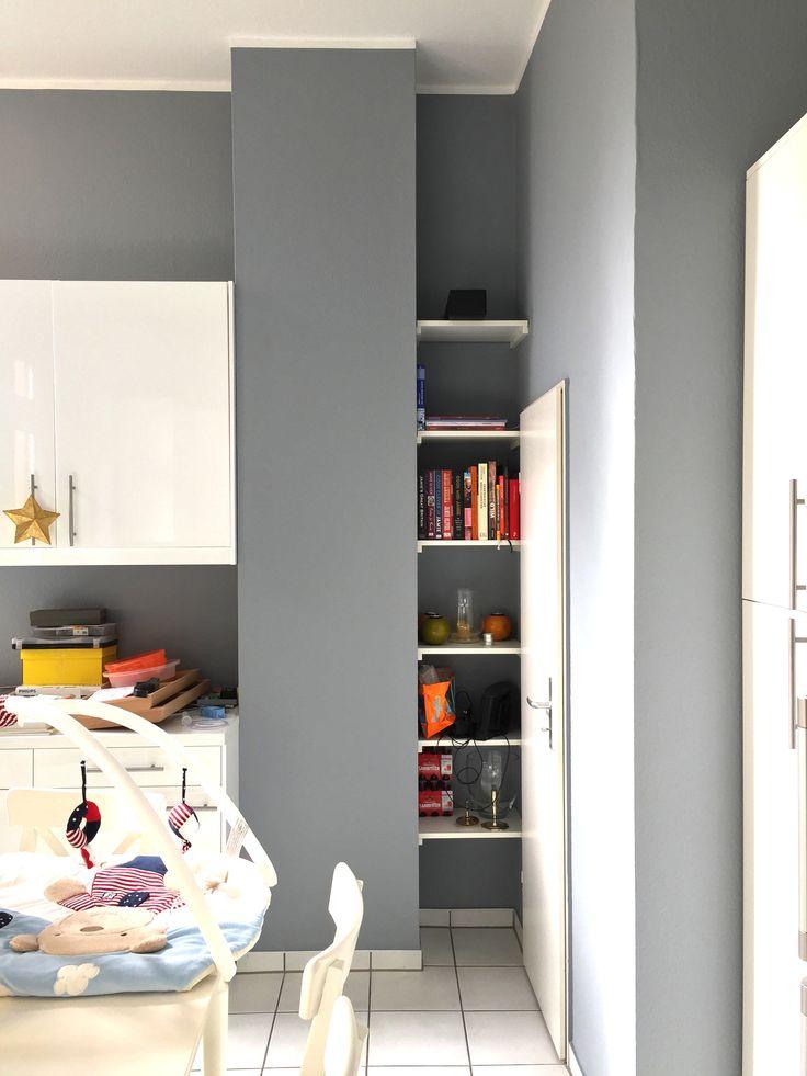 Möbel Mit Wandfarbe Streichen