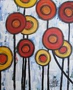 Molly Roberts - Spring Poppies